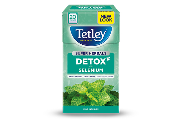 Free Tetley Herbal Tea