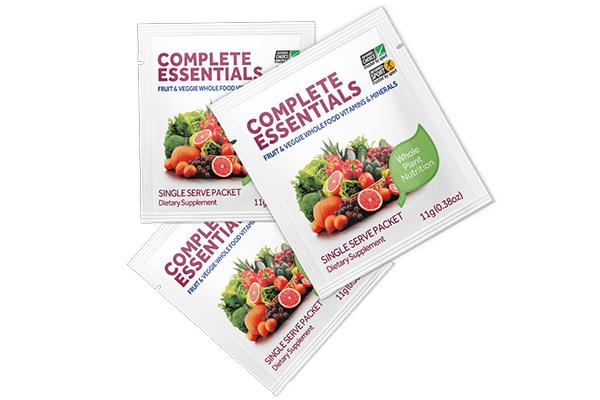 Free Optivida Health Pack