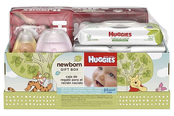 Free Huggies Welcome Baby Kits