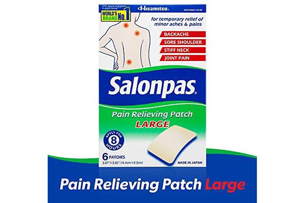 Free Salonpas® Pain Relief