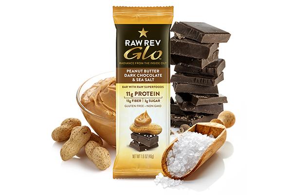 Free GLO Peanut Butter Chocolate