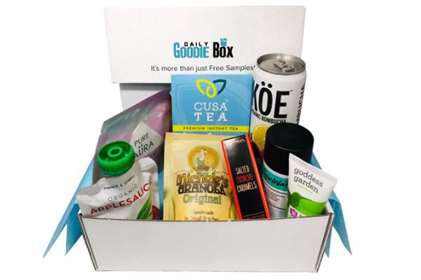 Free Goodie Box