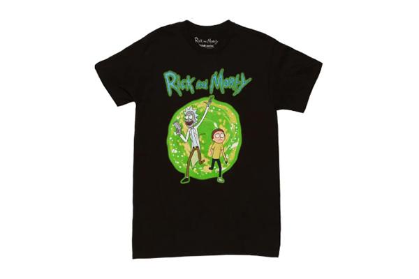 Free Rick & Morty T-Shirt