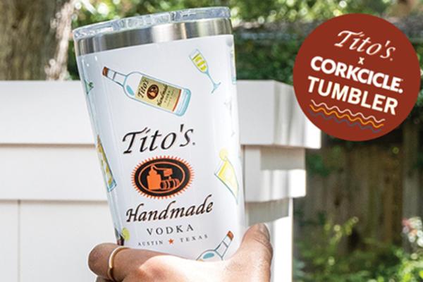 Free Tito's Tumbler