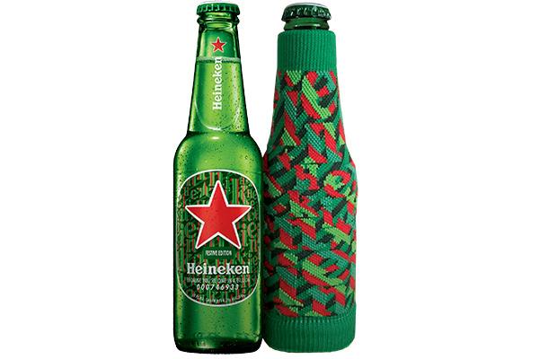 Free Heineken Koozie