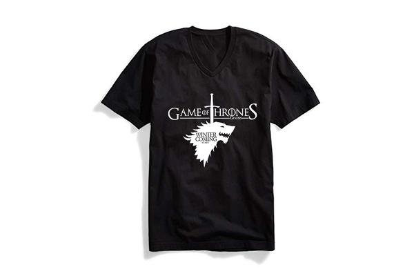 Free GOT T-Shirt