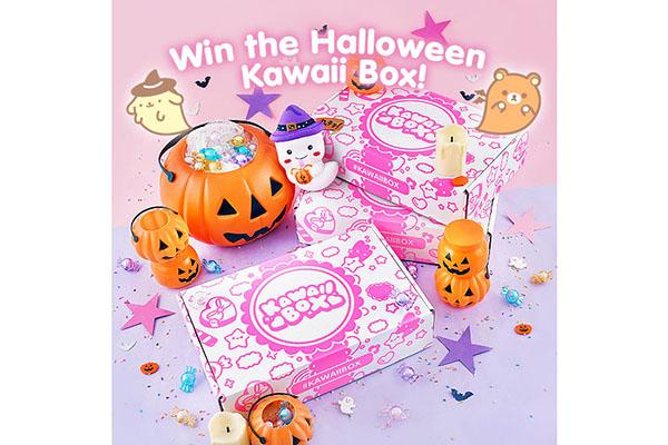 Free Halloween Kawaii Box
