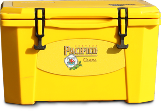 Free Pacifico Cooler