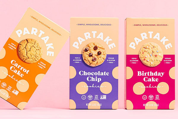 Free Partake Foods Cookies