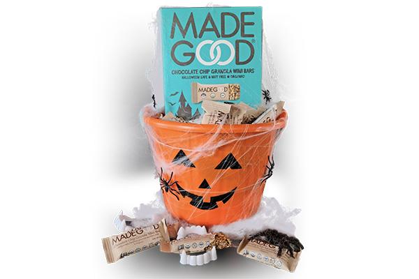 Free Halloween Bucket