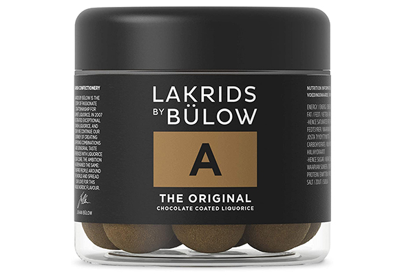 Free LAKRIDS BY BÜLOW Chocolate