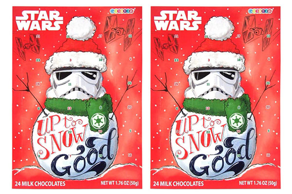 Free Star Wars Advent Calendar