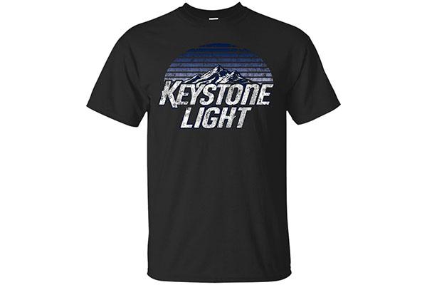 Free Keystone Light T-Shirt