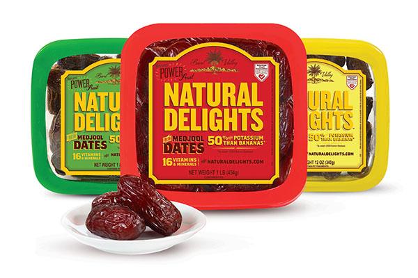 Free Natural Delights® Medjool Dates